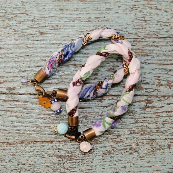 Handkerchief bracelets