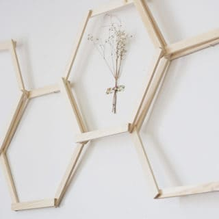 DIY Honeycomb Crafts: The Sweetest Design