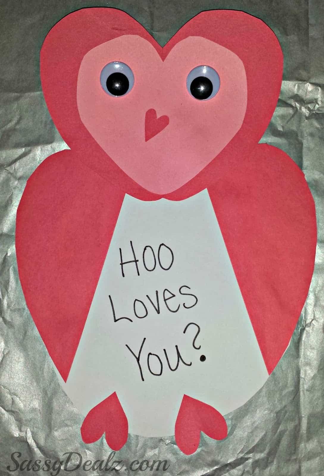 Hoo loves you owls