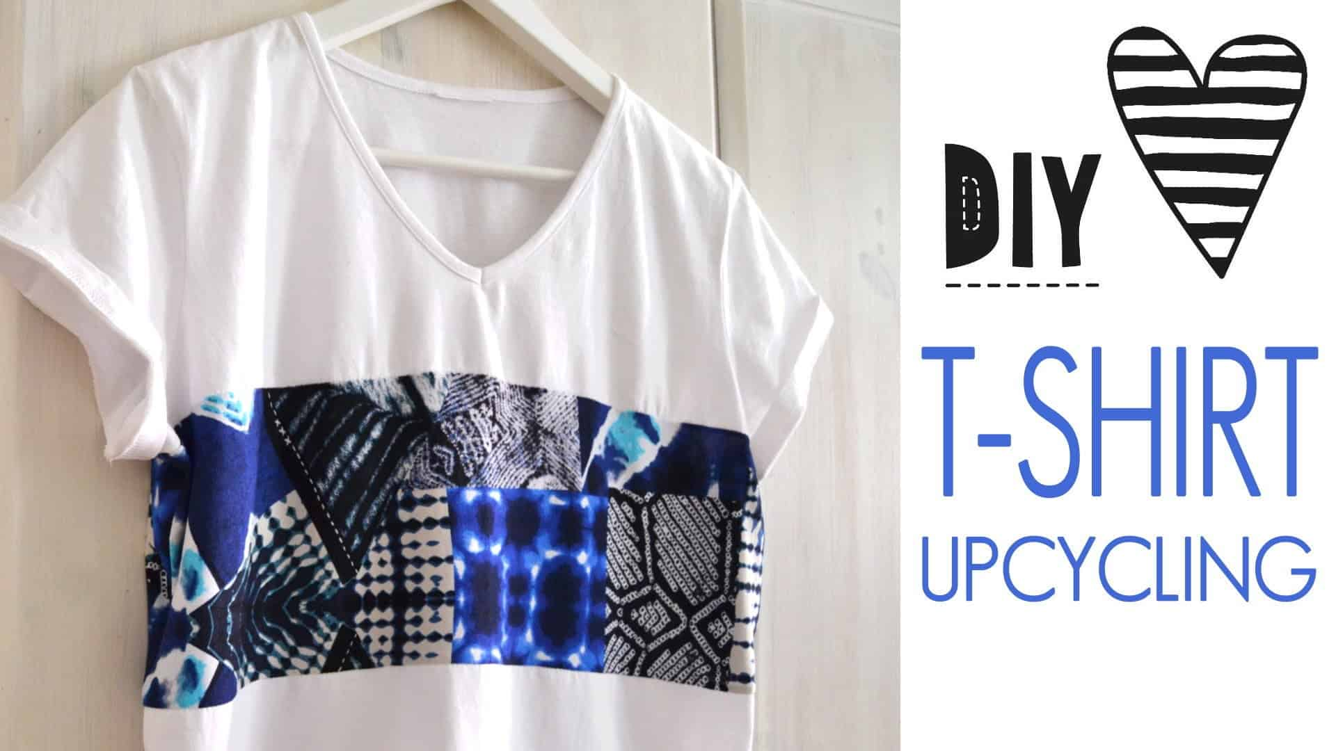 A Fashion Makeover: 15 Cool Ways to Upcycle Old T-Shirts