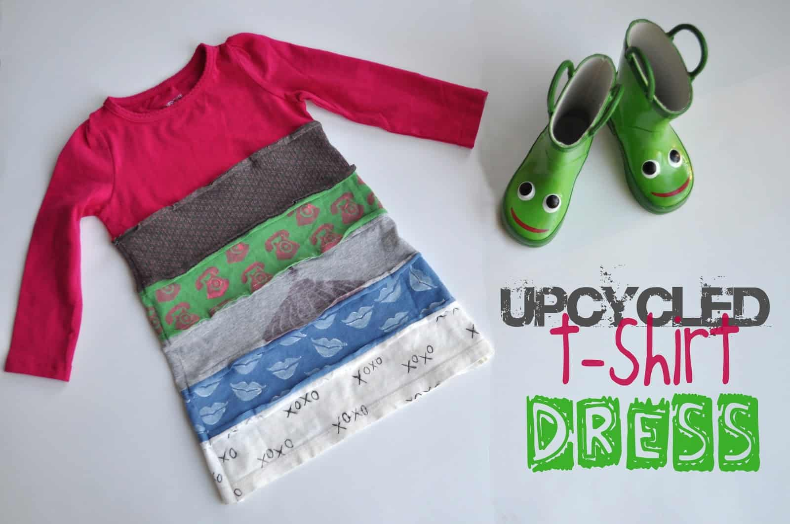 2b351f1f855d A Fashion Makeover  15 Cool Ways to Upcycle Old T-Shirts