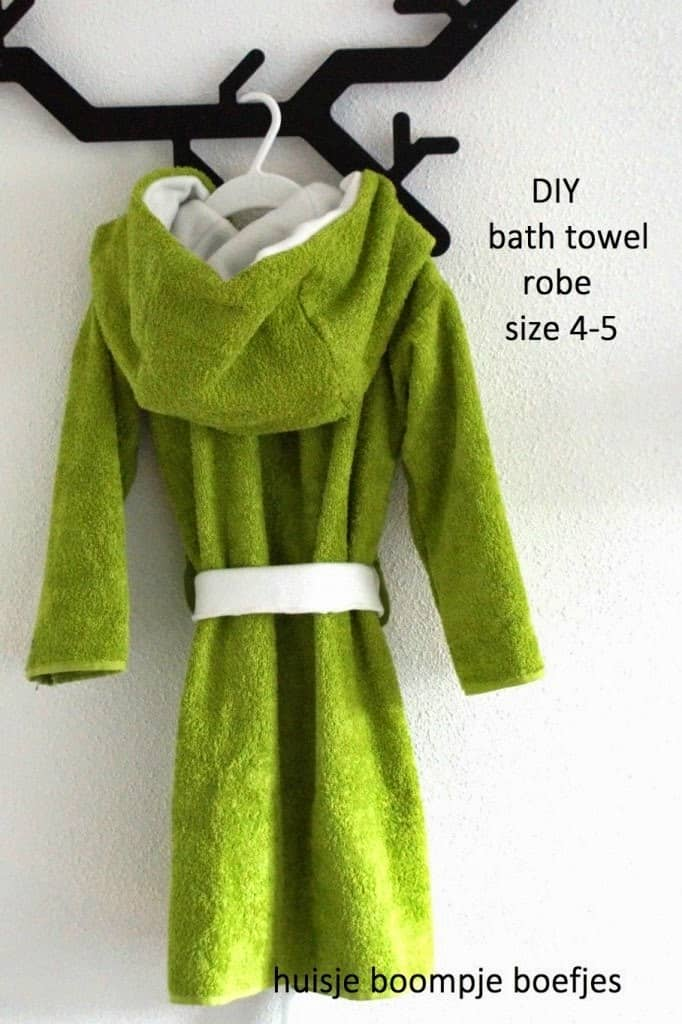b84f772891 Simple bath towel robe