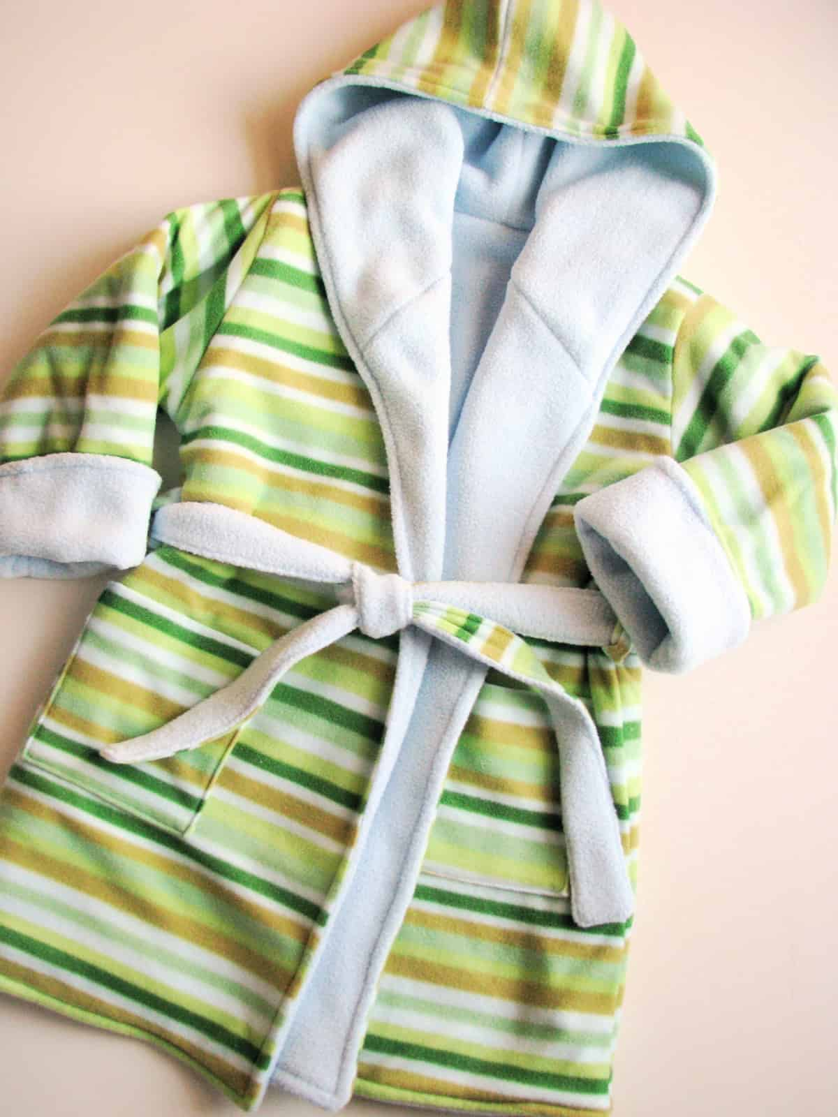 Dry and Dashing: Cozy, Cost-Effective DIY Bathrobes