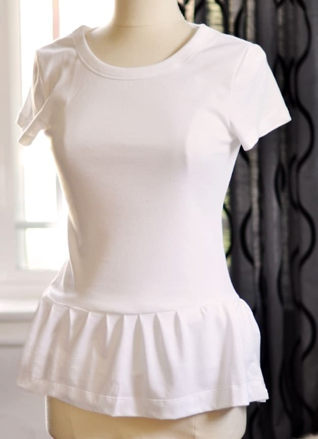 697a4dcd4d32 Chic and Trendy DIY Blouses and Alterations for the Fashionista!