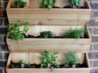 Diy Wooden Planters An Organic Home For Your Plants