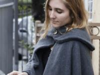 Winter cape 200x150 Superhero Fashion: DIY Trendy Capes