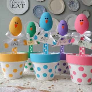 Spring Festivities: 13 DIY Easter Decorations