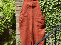 Linen overalls 200x150 DIY Overalls: Old Fashioned Trend Makes a Comeback