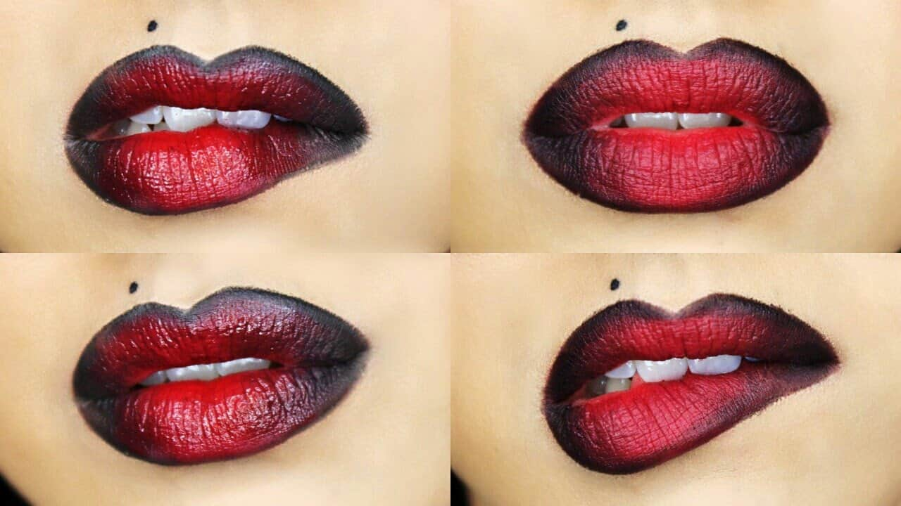 Vampire ombre lips