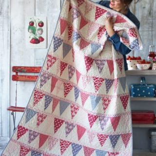 Thrifty and Cozy Homemade Comforts: 13 DIY Quilts