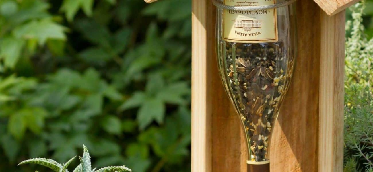 10 Creative Ways to Repurpose Wine Bottles