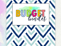 Budget binder 200x150 Must Have DIY Family Binders for an Organized Household