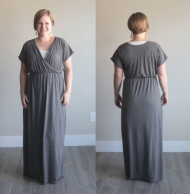 f721f44aa10 Breezy and Fashionable  DIY Maxi Dresses