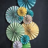 Beat the Heat: DIY Paper Fans