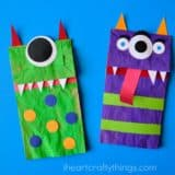 Eco Crafting for Kids: DIY Paper Bag Projects