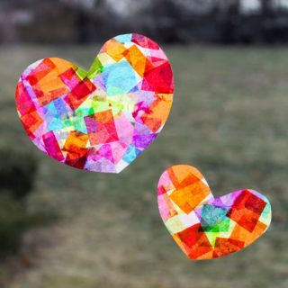 Catching Sunlight with 13 Colorful DIY Suncatchers