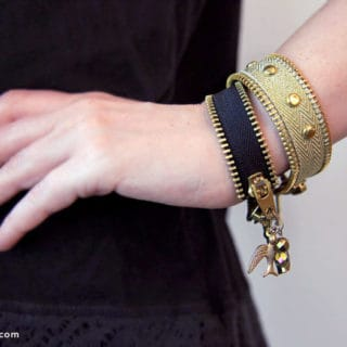 DIY Zipper Fashion: 13 Creative Ways to Accessorize with Zippers