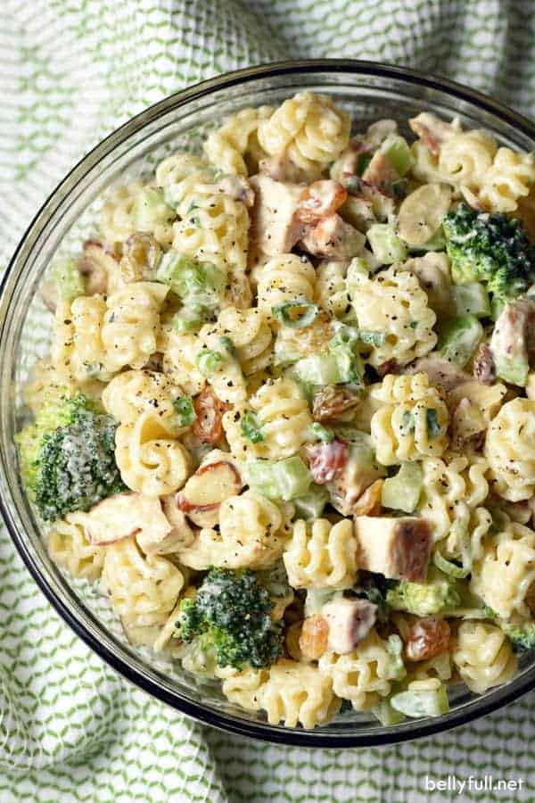 Pasta Salads Cold, Refreshing And Delicious-9048