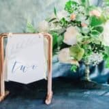 DIY Table Numbers: Charming Organization