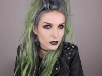 Dark witchy makeup  200x150 The Seductive and Mysterious Appeal of Dark Makeup