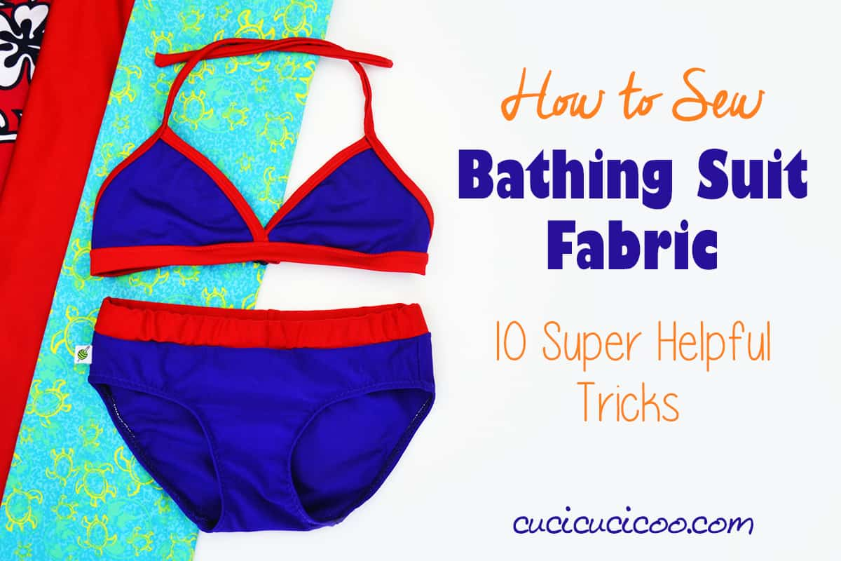 Diy Bathing Suits That Will Get You Beach Ready