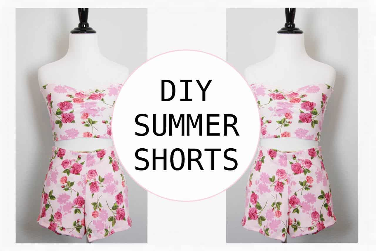 DIY Shorts Patterns