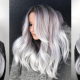 The Hottest Beauty Trend ATM: DIY Silver Hair
