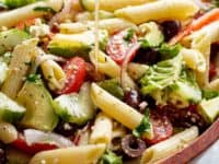 Pasta Salads: Cold, Refreshing and Delicious!