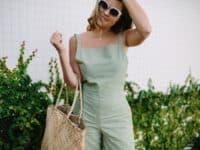 Linen jumpsuit 200x150 Beauty in One Piece: DIY Jumpsuits