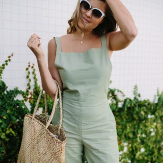 Beauty in One Piece: DIY Jumpsuits