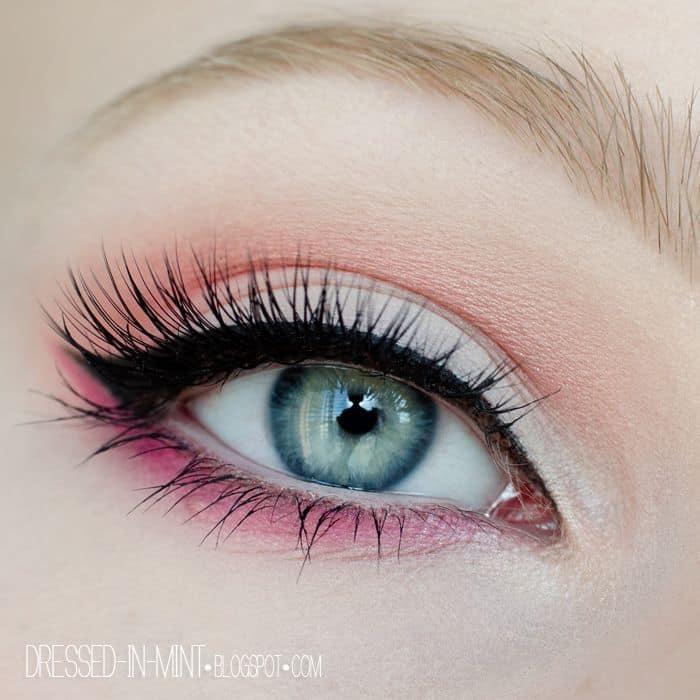 Pretty pink underlining