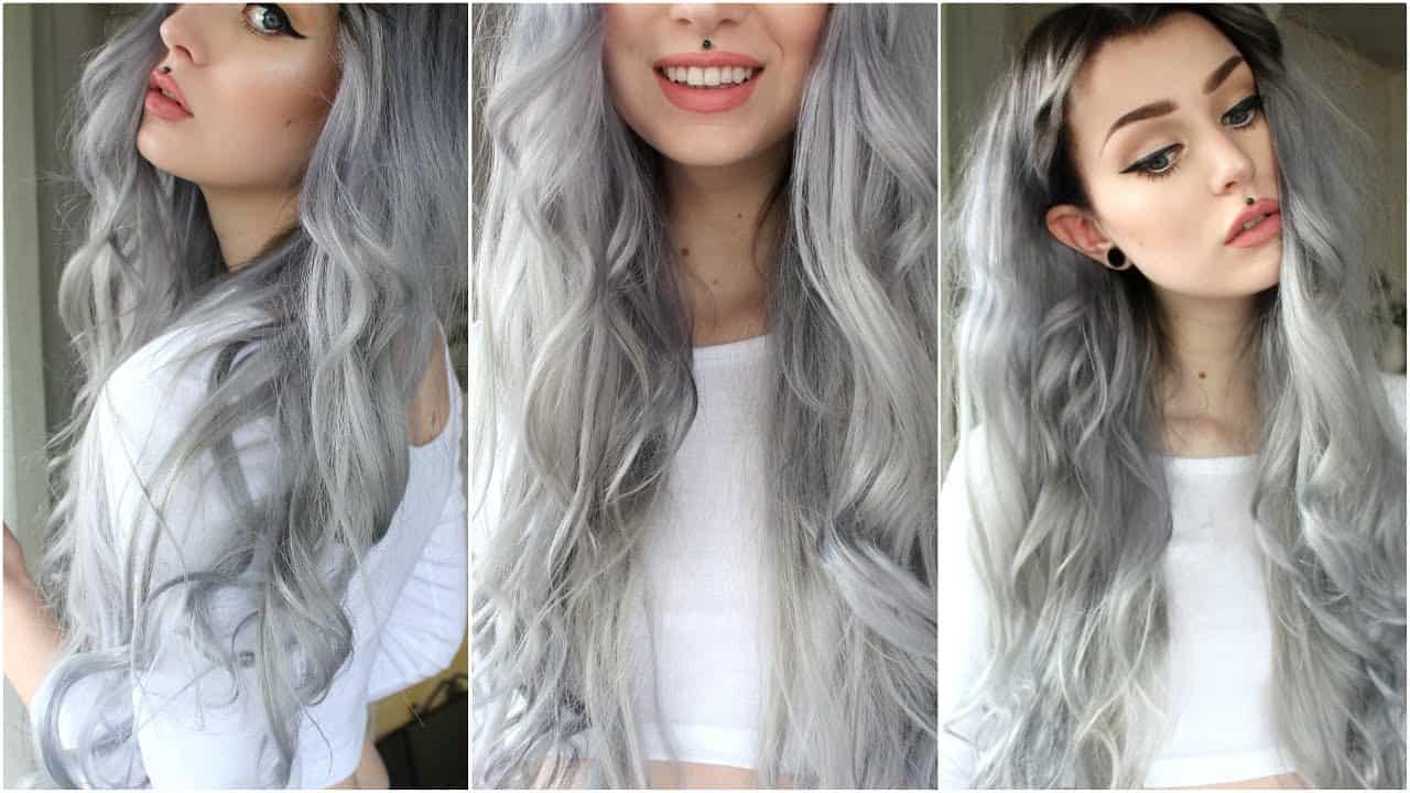 Targaryen silver hair