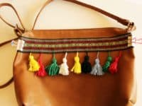 Free Spirited and Lively: DIY Boho Purses