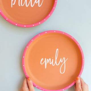 Alluring and Organized: DIY Place Cards