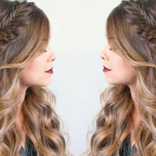 DIY Hairstyles For The Perfect Springtime Look