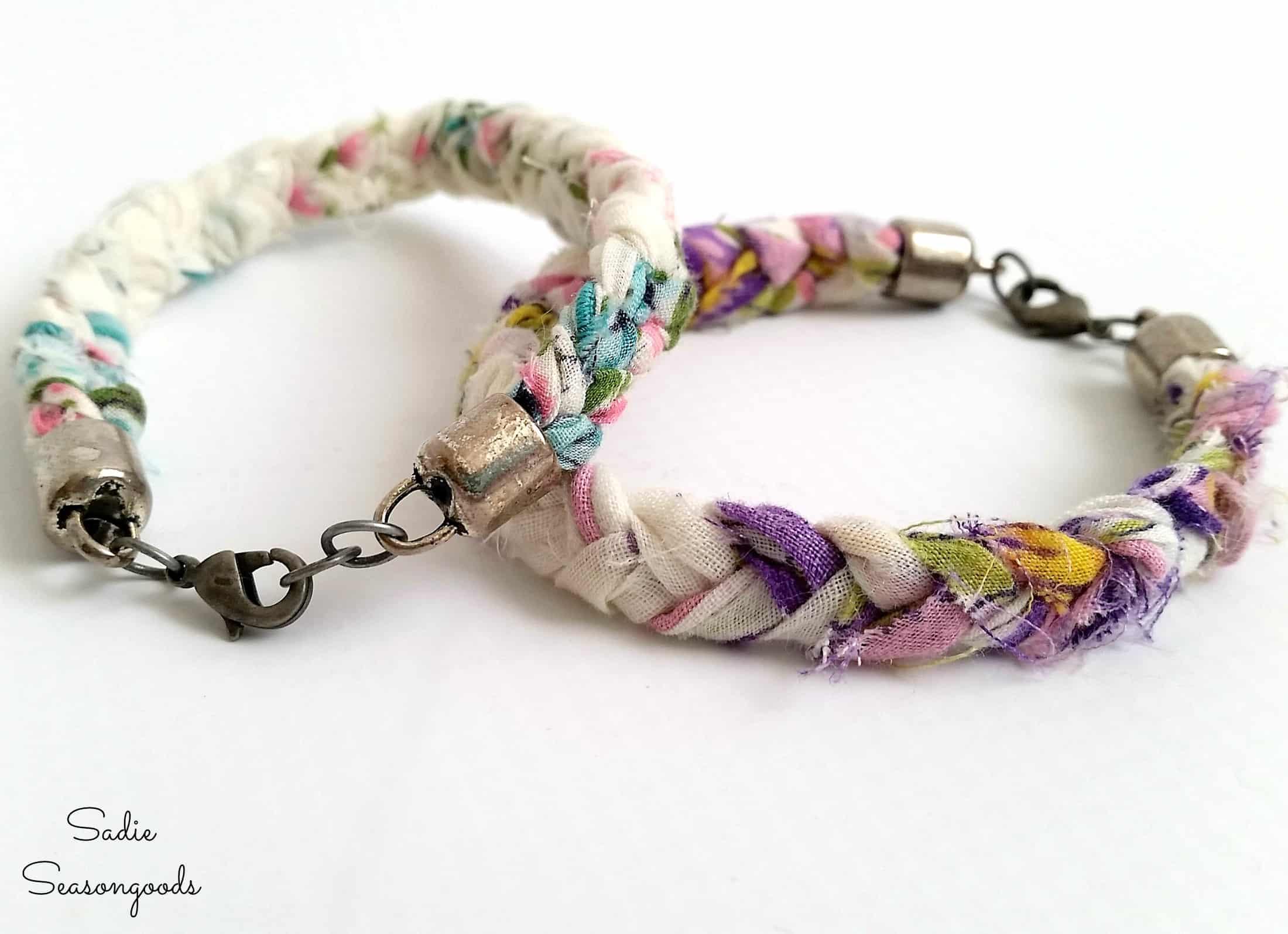 Beauty In A Twist Diy Braided Bracelets