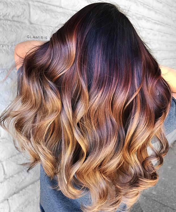 Bright And Bold Trendy Hair Colors To Keep You Shining