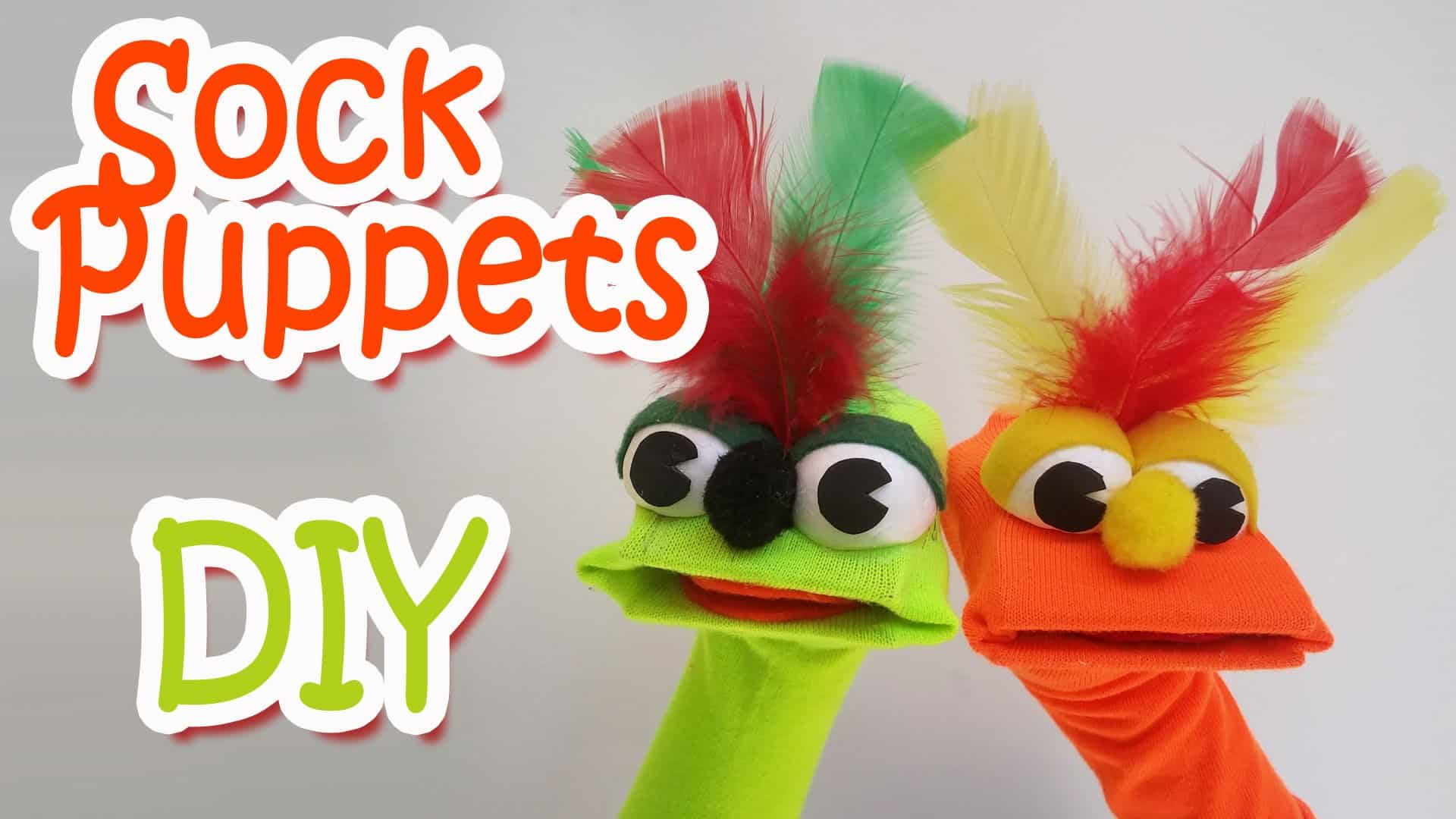 For Your Inner Child Best Sock Puppet Projects For Kids
