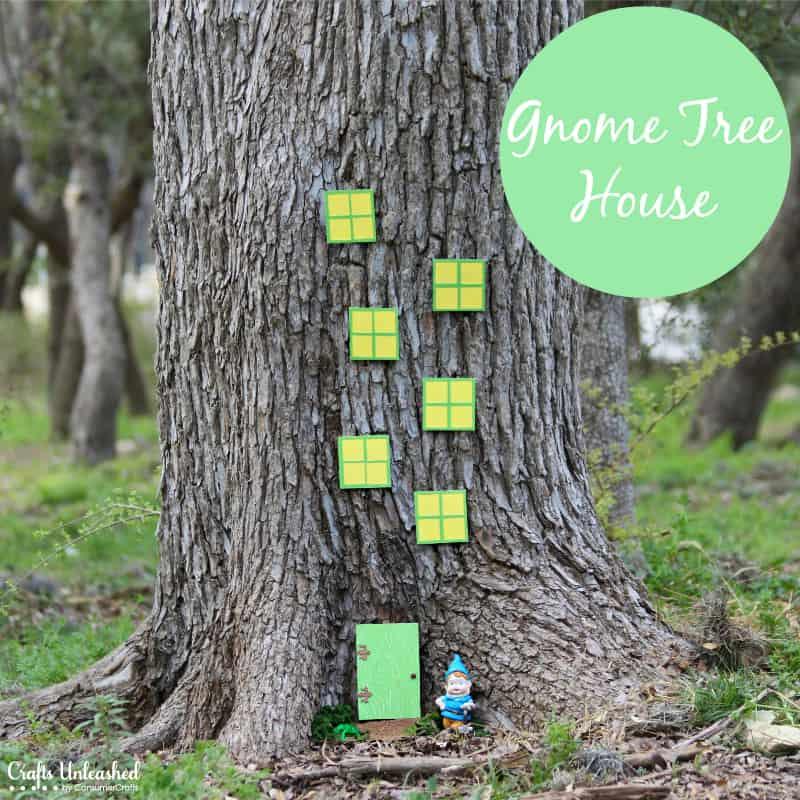 Gnome tree craft