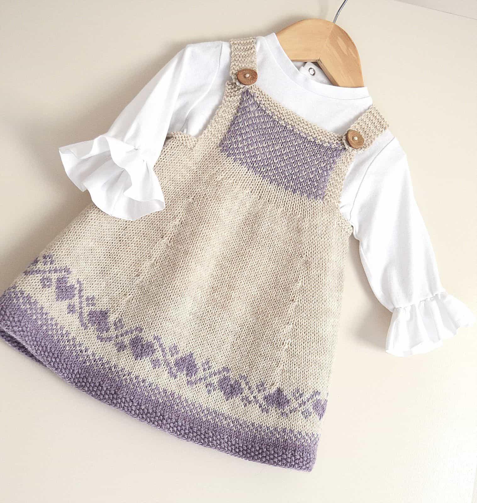 Beyond Winter: 15 Pretty Knitting Patterns for Summer Babies
