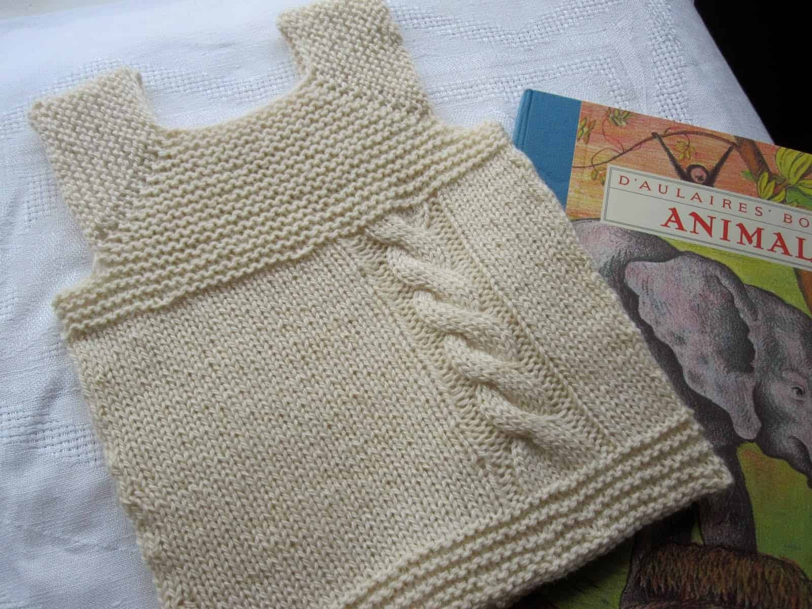 707c7821b Beyond Winter  15 Pretty Knitting Patterns for Summer Babies