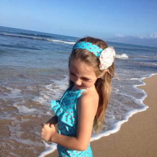 Welcome in Warm Weather: Homemade Kids' Bathing Suits for Great Beach Days!