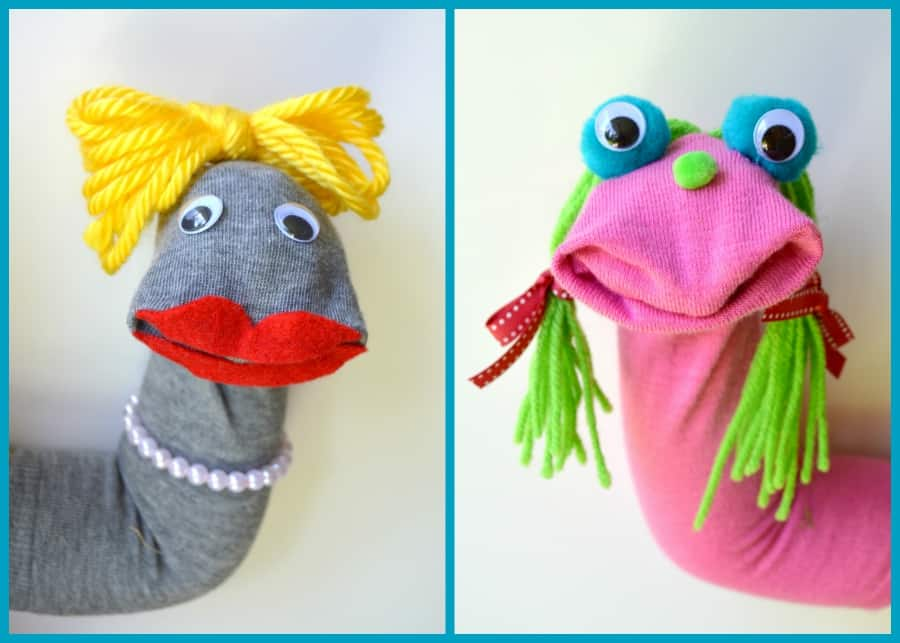 Do you speak puppetry how to make. A sockpuppet.