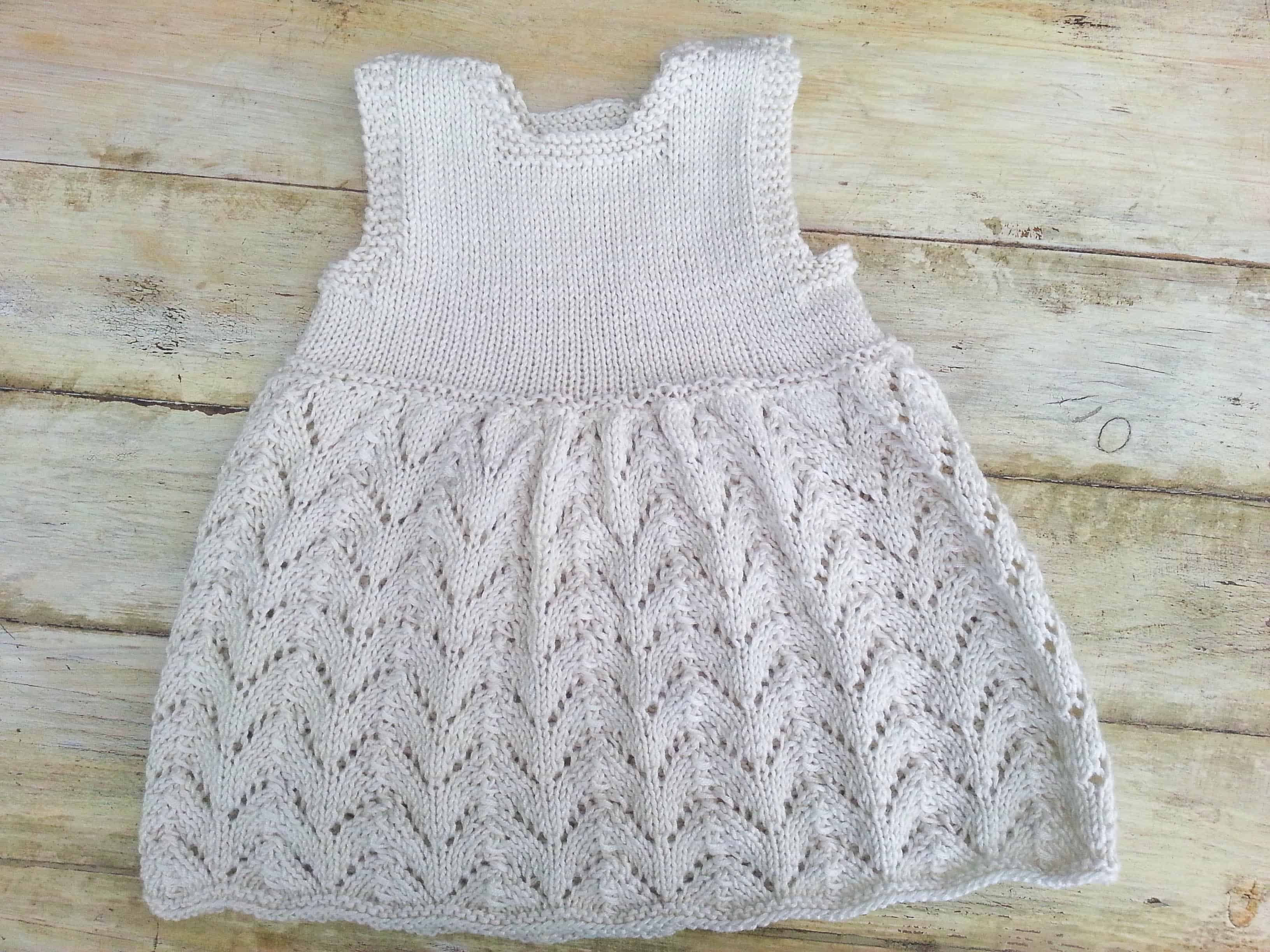 a4120f19d3f3 Beyond Winter  15 Pretty Knitting Patterns for Summer Babies
