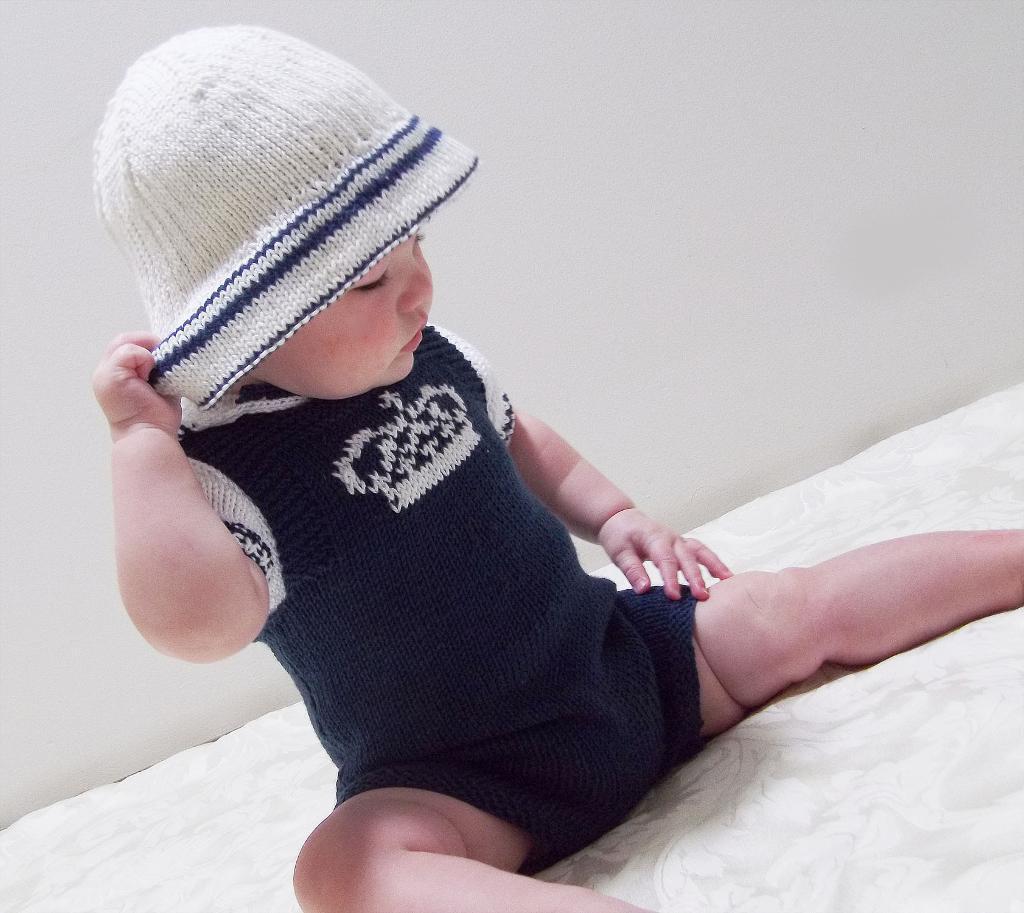8726f5e0370 Beyond Winter  15 Pretty Knitting Patterns for Summer Babies