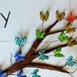 Colorfully Charming: Lovely DIY Butterfly Decor Projects