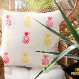 Fruity Overflow: Super Fun Pineapple Themed DIY Projects