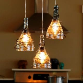 Illuminate it Your Way: 15 Fantastic DIY Pendant Lights
