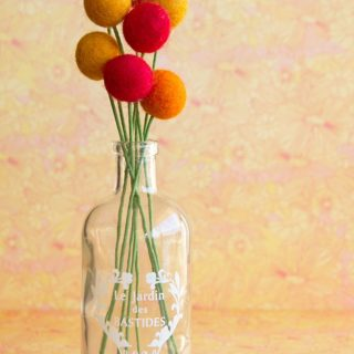 Fluffy and Fun: 15 Fabulous Crafts Made With Felt Balls