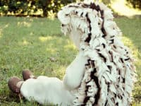 DIY baby hedgehog costume 200x150 Spiky Fun: Adorable Hedgehog Themed Crafts That Wow!